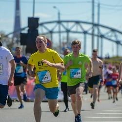The 27th Lattelecom Riga Marathon - Jānis Ozoliņš (11019)