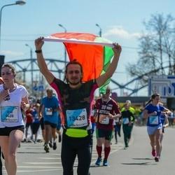 The 27th Lattelecom Riga Marathon - Yurij Alehno (13428)