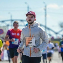 The 27th Lattelecom Riga Marathon - Raivis Zeltīts (1727)