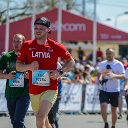 The 27th Lattelecom Riga Marathon - Atis Apinis (10254)