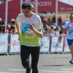 The 27th Lattelecom Riga Marathon - Mārtiņš Avišāns (9014)