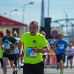 The 27th Lattelecom Riga Marathon - Vasīlijs Kasadžikovs (8366)