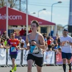 The 27th Lattelecom Riga Marathon - Dāvids Popiševs (12228)