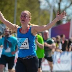 The 27th Lattelecom Riga Marathon - Paula Dīriņa (14009)