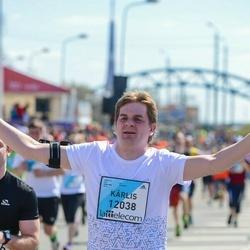 The 27th Lattelecom Riga Marathon - Kārlis Dimza (12038)