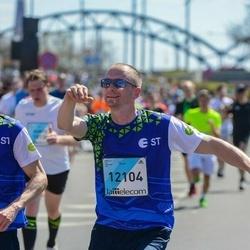 The 27th Lattelecom Riga Marathon - Jānis Bernovskis (12104)
