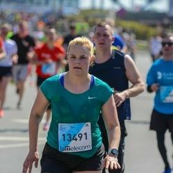 The 27th Lattelecom Riga Marathon - Viktorija Jokubaitytė (13491)