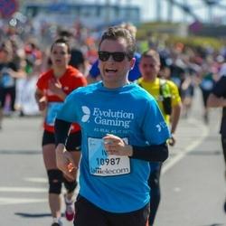 The 27th Lattelecom Riga Marathon - Ivo Ābelītis (10987)