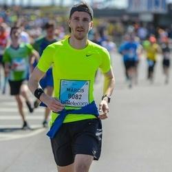 The 27th Lattelecom Riga Marathon - Mārcis Vilcāns (8082)