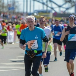The 27th Lattelecom Riga Marathon - Jānis Rozenbergs (1569)