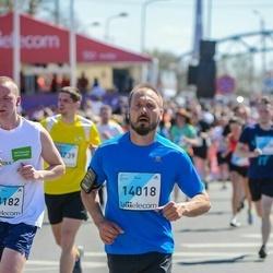 The 27th Lattelecom Riga Marathon - Dainis Viļums (14018)