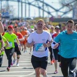The 27th Lattelecom Riga Marathon - Artūrs Kriviņš (8021)