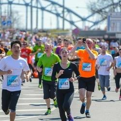 The 27th Lattelecom Riga Marathon - Courtney Leonard (14182)