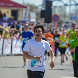 The 27th Lattelecom Riga Marathon - Chio Lee (14061)