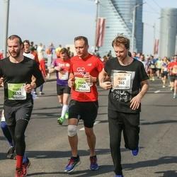The 27th Lattelecom Riga Marathon - Aidan Padfield (2956), Ivars Broničs (5413)