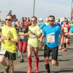 The 27th Lattelecom Riga Marathon - Eerik Heldna (831), Urmas Volens (832), Evelina Parhomenko (3155)