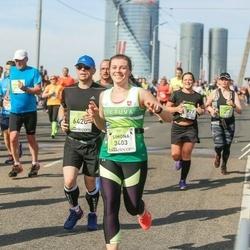 The 27th Lattelecom Riga Marathon - Simona Mikalauskaite (3403), Aleksei Zaporozhtcev (6420)