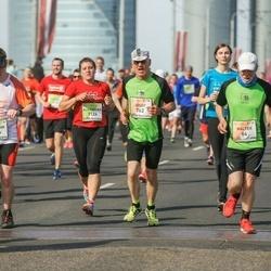 The 27th Lattelecom Riga Marathon - Walter Rastner (84), Josef Rastner (762), Alexandra Spencer (3124)