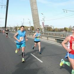 The 27th Lattelecom Riga Marathon - Alexey Belousov (2099), Konstantin Shutkin (4739)