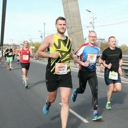 The 27th Lattelecom Riga Marathon - Taavi Kala (72), Andris Vējiņš (1477), Dmitriy Kulinenkov (7129)