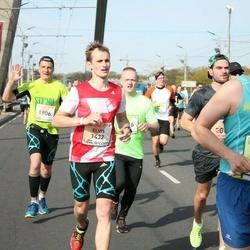 The 27th Lattelecom Riga Marathon - Elvis Rubīns (1432), Rodion Polyakov (2743)