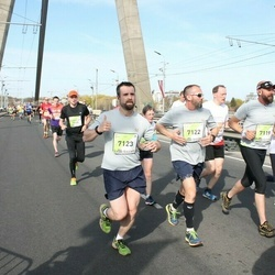 The 27th Lattelecom Riga Marathon - Alvaro Vinegla Calderon (7123)