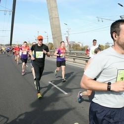 The 27th Lattelecom Riga Marathon - Vladislavs Šarikovs (5500), Alvaro Vinegla Calderon (7123)