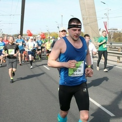 The 27th Lattelecom Riga Marathon - Aigars Bergs (5516)