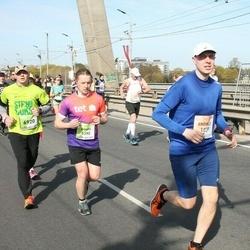 The 27th Lattelecom Riga Marathon - Aigars Girvičs (5390), Zigmunds Vītiņš (6920)