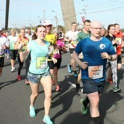 The 27th Lattelecom Riga Marathon - Alena Nekrashevich (3119)
