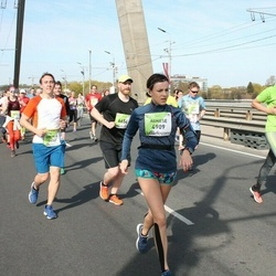 The 27th Lattelecom Riga Marathon - Agnese Ginovska (4909)