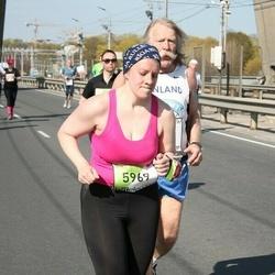 The 27th Lattelecom Riga Marathon - Anna Garbuze (5969)