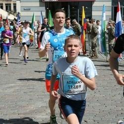 The 27th Lattelecom Riga Marathon - Adrians Šņoriņš (11489)