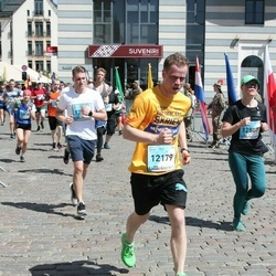 The 27th Lattelecom Riga Marathon - Aigars Sibekins (12179)