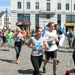 The 27th Lattelecom Riga Marathon - Anete Rutka (13121)