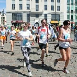 The 27th Lattelecom Riga Marathon - Aija Veinberga (8941), Reinholds R. Razums (13323)