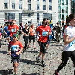 The 27th Lattelecom Riga Marathon - Agate Kalcenaua (8878)