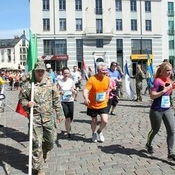 The 27th Lattelecom Riga Marathon - Modris Bisenieks (8606), Agnese Roga (11657)