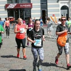The 27th Lattelecom Riga Marathon - Anastasiia Fartushniak (8750)
