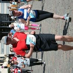 The 27th Lattelecom Riga Marathon - Geoff Senior (8725)
