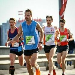 The 27th Lattelecom Riga Marathon - Ainārs Kvedravičs (2670)