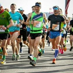 The 27th Lattelecom Riga Marathon - Uldis Kirtovskis (63), Francesco Paez (1562)