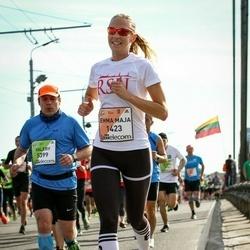 The 27th Lattelecom Riga Marathon - Emma Maja Walfridsson (1423)