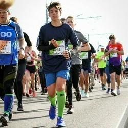 The 27th Lattelecom Riga Marathon - Fabian Marcel Dorn (4289)