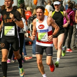 The 27th Lattelecom Riga Marathon - Angelo Vaccaro (5509)