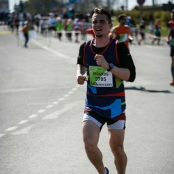 The 27th Lattelecom Riga Marathon - Ričards Kļaviņš (5705)