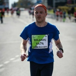 The 27th Lattelecom Riga Marathon - Rolands Lātss (4474)
