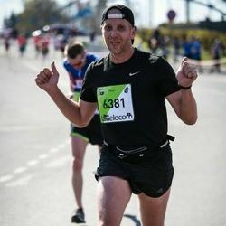 The 27th Lattelecom Riga Marathon - Yury Bura (6381)