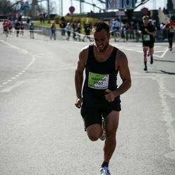 The 27th Lattelecom Riga Marathon - Mārtiņš Stankevičs (3707)