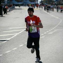 The 27th Lattelecom Riga Marathon - Raitis Krūmiņš (5530)